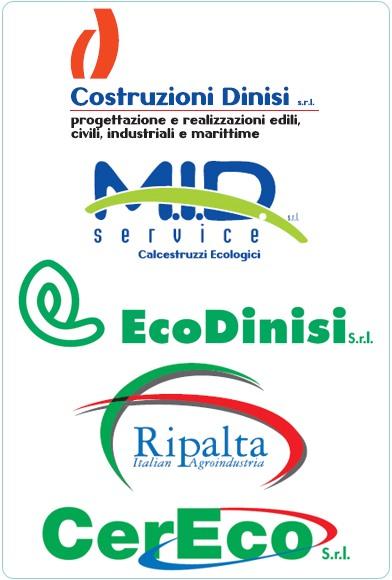 Costruzioni DINISIS.r.l. M.I.D. Service ECO Dinisi CerEco RipaltaItalian Agroindustria