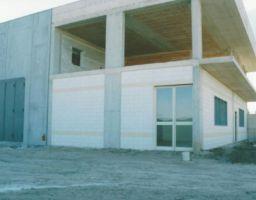 Fanelli, capannone industriale